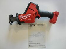 MILWAUKEE 2719-20 M18 18V 18 Volt Li-Ion HACKZALL Brushless Cordless Saw NEW