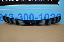 03-06 W211 MB E320 E500 E55 FRONT HOOD VENT HOOD GRILLE GRILL BLK 2118800005 #4