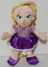 "Disney Parks Rapunzel 11.5"" Toddler Plush Figure"