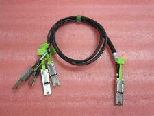 New Facebook 1:4 Passive Network CL2-FT4 30AWG 4 Drop Cable E357317-S 35 INCHES
