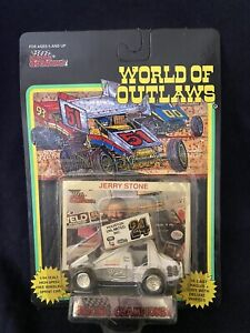 Racing Champions World Of Outlaws Sprint Car # 24 Jerry Stone 1/64 Scale