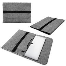 Notebooktasche Laptop Tasche Netbook Sleeve Hülle Filz 15 - 15.6 Zoll Macbook
