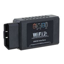 WiFi OBD2 Car Diagnostic Scanner Support IPhone IPad Android High Quality Tool