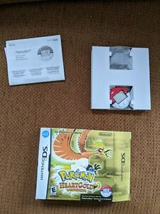 Pokemon Pokewalker NTR-032 NEVER USED with HeartGold box NO GAME