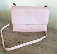Ted Baker Diilila Medium Leather Envelope Crossbody Bag Dusky Pink Handbag NEW