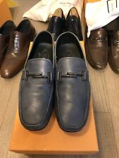 Tod's City Gommino Leather Mens Shoes - Size US 9 (UK 8)