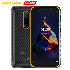 Ulefone Armor X8 4G Smartphone Octa Core 64Gb Android 10 Cell Phone Waterproof