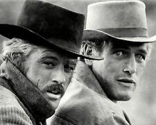 Robert Redford Paul Newman Butch Cassidy & The Sundance Kid 8X10 Photo (Zz-489)