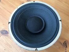 One vintage 70s GOODMANS Bell & Howell full range speaker