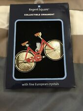 Regent Square Collectible Ornament Bycicle New