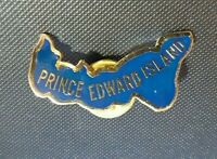 PRINCE EDWARD ISLAND TRAVEL PIN Hat Lapel Pin