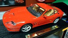 1/18 Maisto Ferrari 550 Maranello red NOS mint in box