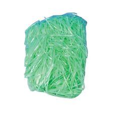 Green Easter Grass Bag