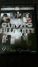 Primetime Television Classic Suspense DVD 9 Episodes Black And White