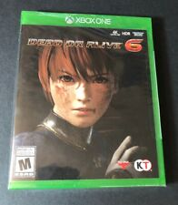 Dead or Alive 6 (XBOX ONE) NEW