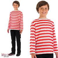 BOYS / GIRLS KIDS WORLD BOOK WEEK / DAY CHILDREN'S FANCY DRESS COSTUME SIZE 3-13