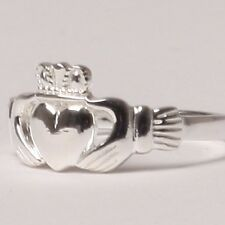 Claddagh Kids Silver ring