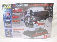 HAWK 11071 DODGE 6.1 LITER SRT HEMI V8 ENGINE 1/6 MODEL KIT NEW