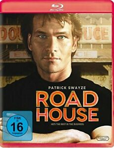 Road House Blu-ray uncut Wendecover Patrick Swayze Jeff Healey Tito & Tarantula