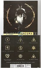 ENIGMA the cross of changes CD ALBUM sandra michael cretu