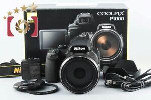 Very Good!! Nikon COOLPIX P1000 16.7 MP Digital Camera