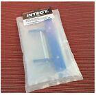 C26726BLUE Integy Billet T2 Side Step(2)Kit for SCX-10, Dingo, Honcho & Jeep