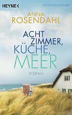 Acht Zimmer, Küche, Meer: Roman von Rosendahl, Anna   Buch   Zustand sehr gut
