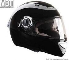 DMC MV5 MV 5 MV-5 Lexan Helm mit Sonnenblende schwarz Motorradhelm Größe M