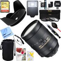 Nikon 28-300mm f/3.5-5.6G ED VR AF-S NIKKOR Lens + 64GB Ultimate Kit