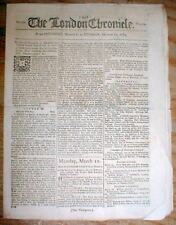 1783 Revolutionary War newspaper American States fail to pay taxes to US Governm