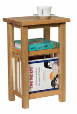 Wooden Rectangle Less than 30 cm Width Side & End Tables