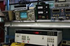 Hp Agilent 8131a High Speed Pulse Generator 500 Mhz 10 Ps Timing Test Guaranted