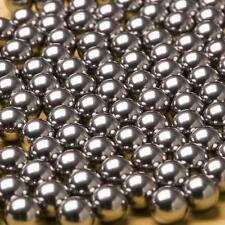 200pcs Slingshot Ammo Ball Catapult Hardened Carbon Steel Bearing Hunting