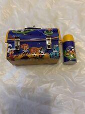Vintage 2001 HALLMARK Keepsake Ornament, The Jetsons Lunch Box & Thermos