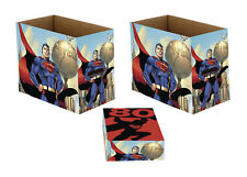 More details for dc superman 80 years short comic box (neca)