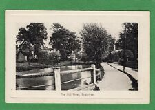 The Mill River Braintree pc used 1918 Ref K402