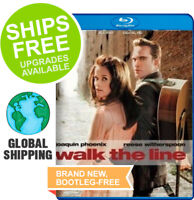 Walk the Line (DVD, 2005) NEW, Joaquin Phoenix, Reese Witherspoon