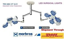 Shadowless Ceiling SURGICAL LIGHTS Surgical operation theater Operating Lamp 4+3