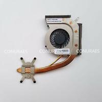 New Genuine For Lenovo Thinkpad L412 L512 CPU Cooling Heatsink W/ Fan 60Y5019
