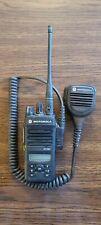 Motorola XPR 3500e UHF - Used - Includes Mic Accessory