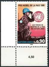 United Nations Geneva 1989 SG#G175 Peace-Keeping Forces MNH #E6966