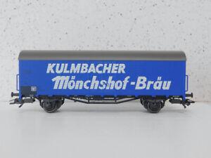 Marklin HO 46202 Kulmbacher Monchshof-Brau Beer Wagon  NIB