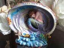 Sheila Wolk Celestial Waters Mermaid Figurine Pacific Giftware New in Box!