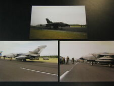 Photo Panavia Tornado IDS German Navy #4605 Open Dag KLu Vlb Gilze-Rijen 1997 3x