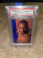 1996 SP Basketball Kobe Bryant ROOKIE RC #134 PSA 10 GEM MINT
