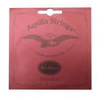 Aquila Red Series - Tenor - GCEA Low G - Ukulele Strings - Superb Sound - 88U