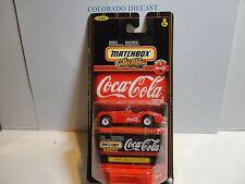 Matchbox Coca Cola 1953 Jaguar XJ120