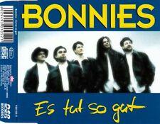 BONNIES Es Tut So Gut MCD 2000 NEUWARE Deutschpop Klassiker !