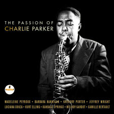Various ‎Artists – The Passion Of Charlie Parker - CD Digipak (2017)- NEW SEALED
