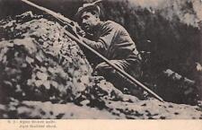 A6507) WW1 ALPINI, TIRATORE SCELTO ALPINO.